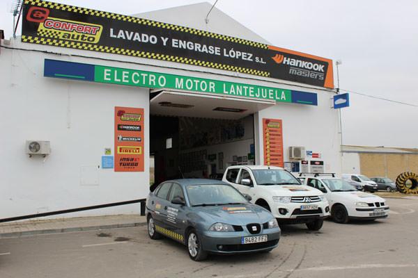 Electromotor Lantejuela